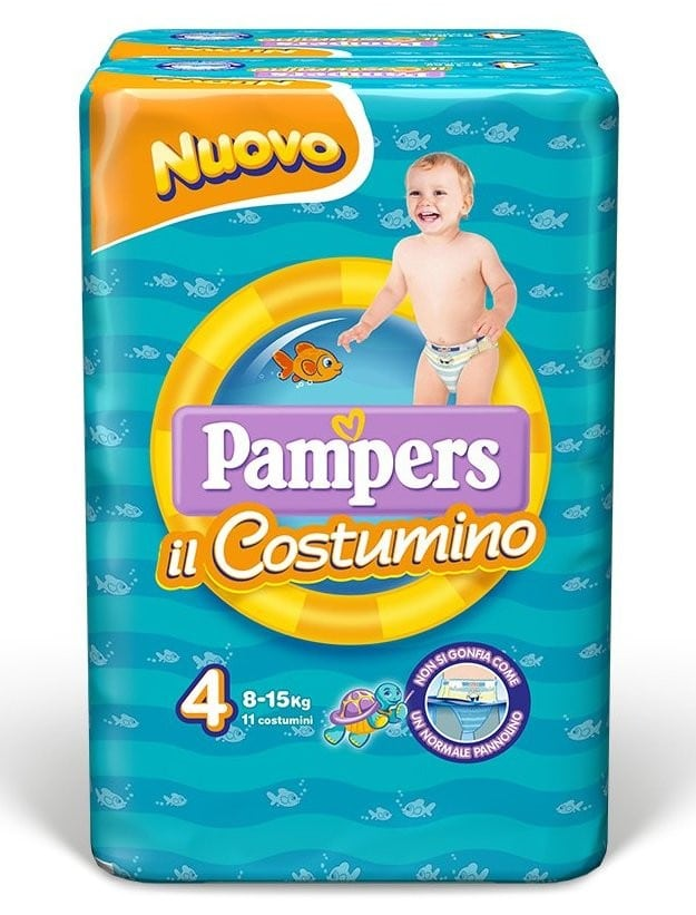 il Costumino Pampers
