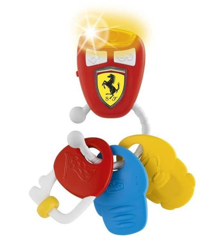 portachiavi elettronico Ferrari