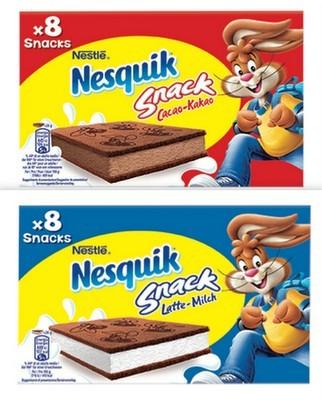 Nesquik-Snack