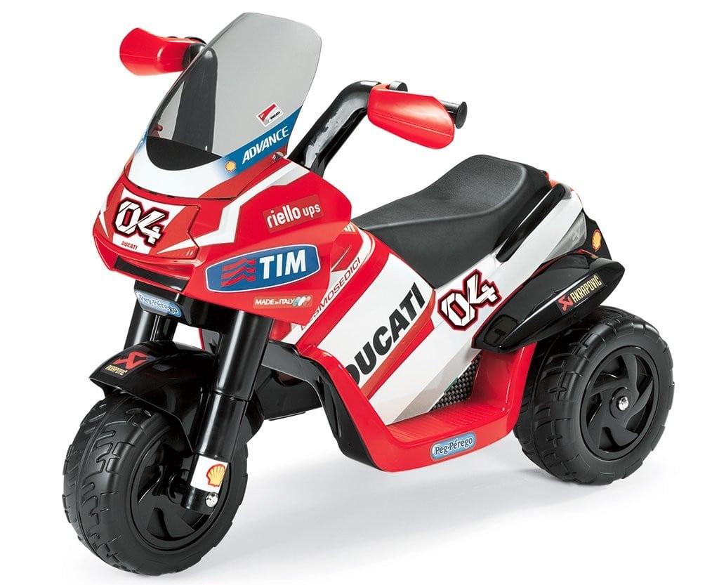 Moto a Tre Ruote Ducati Desmosedici