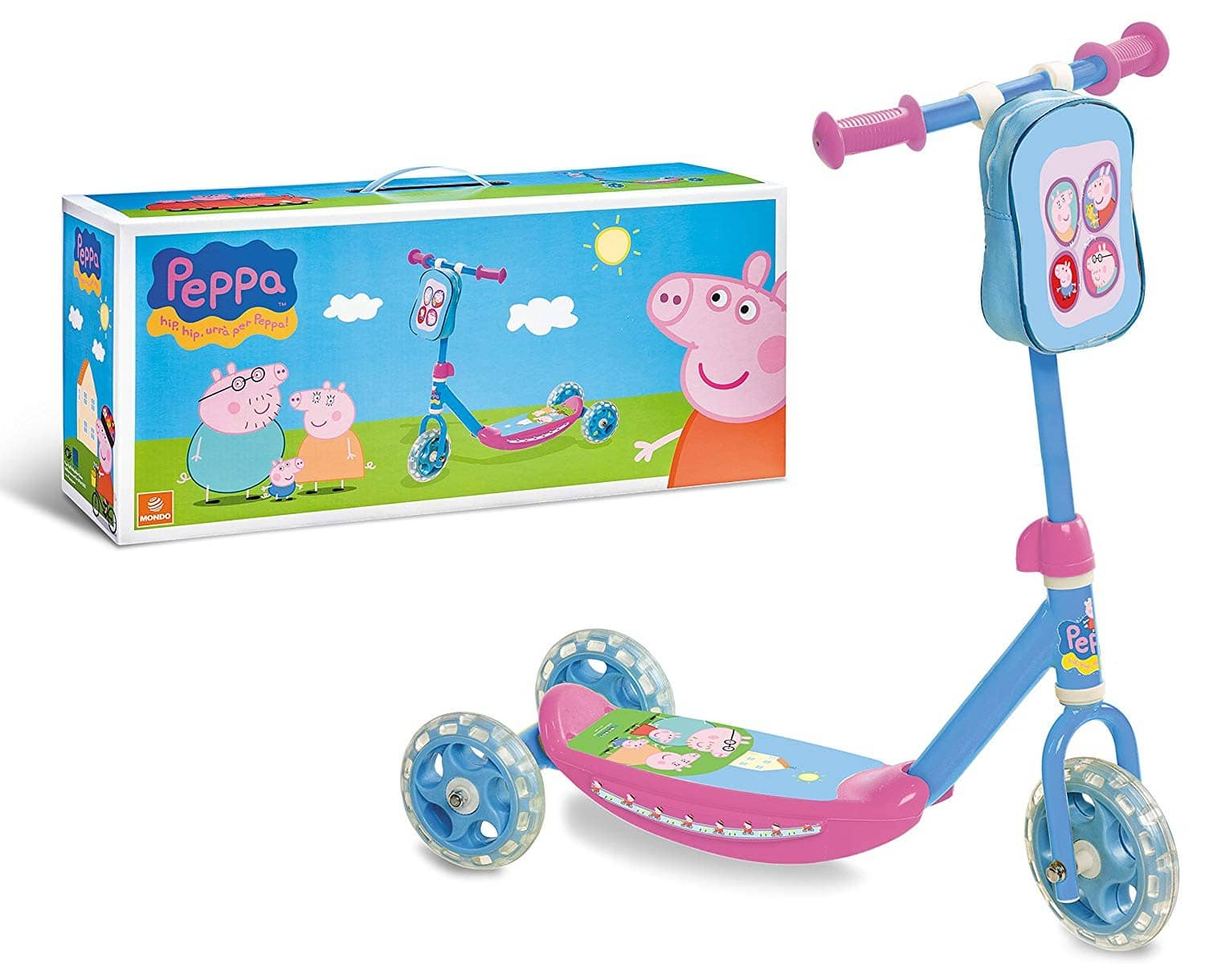 Monopattino My First Scooter Peppa Pig