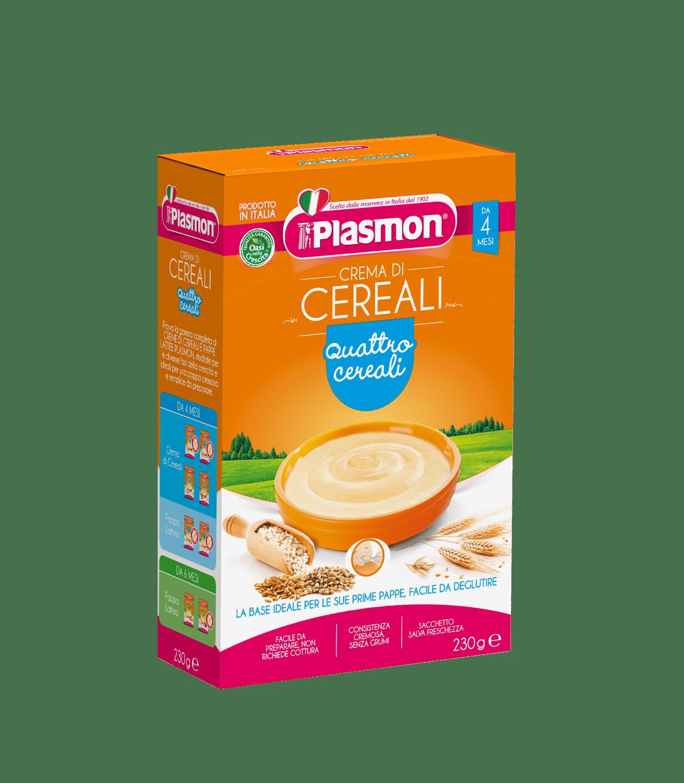 Crema di Cereali 4 Cereali