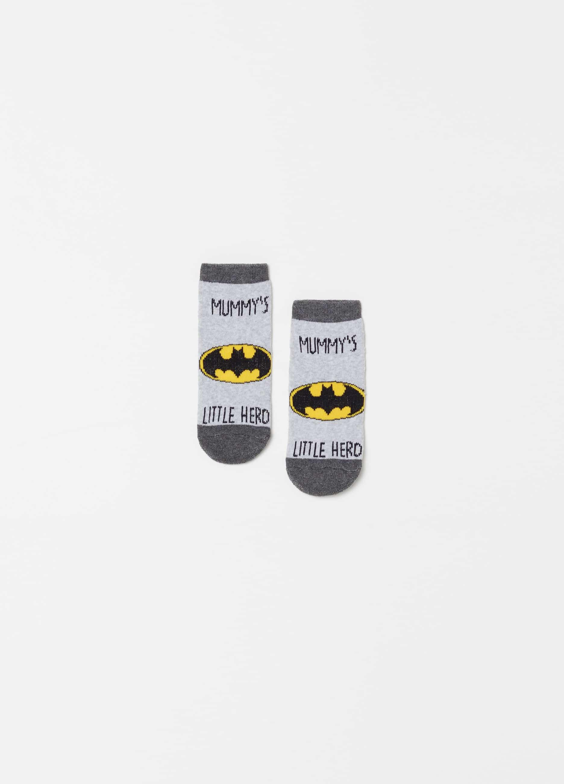 Calze Corte Antiscivolo Batman