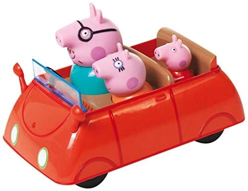 Peppa Pig - Macchina Spingi e Vai