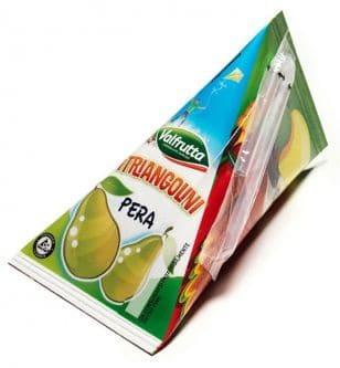 Succo di Frutta Triangolino Pera