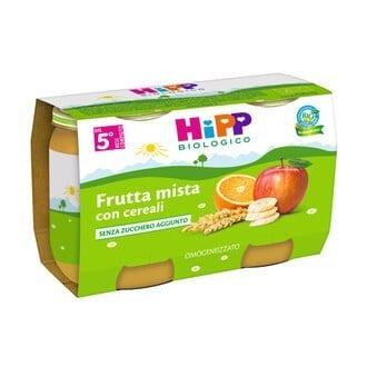 Frutta mista con cereali Hipp