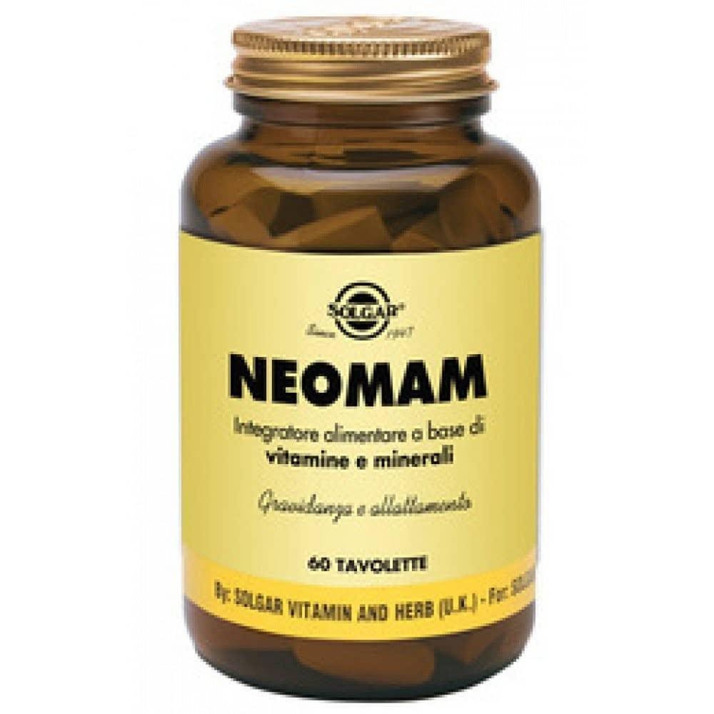Neomam Integratore