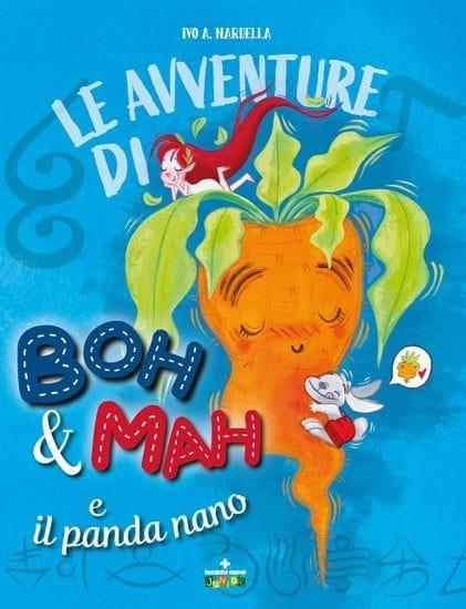 le avventure di BOh e Mah e il panda nano