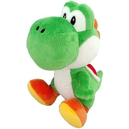 Peluche Yoshi Super Mario Nintendo