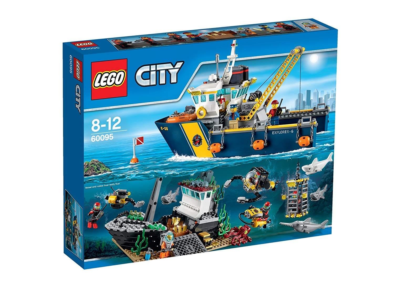 City Nave per Esplorazioni Sottomarine