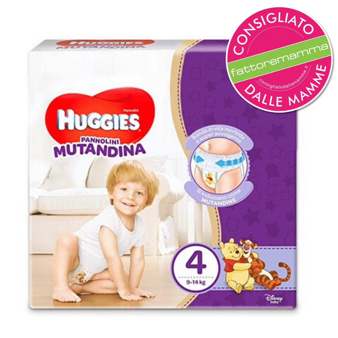 Huggie Mutandina