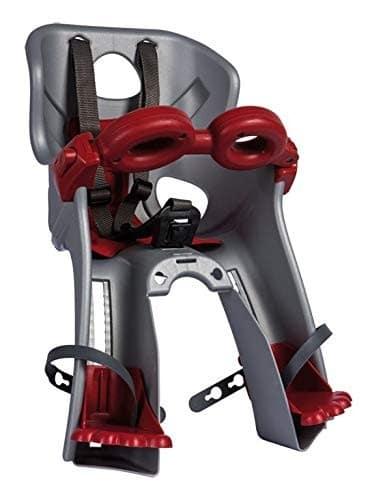 Freccia Silver - Seggiolino Anteriore Bici per Bambini