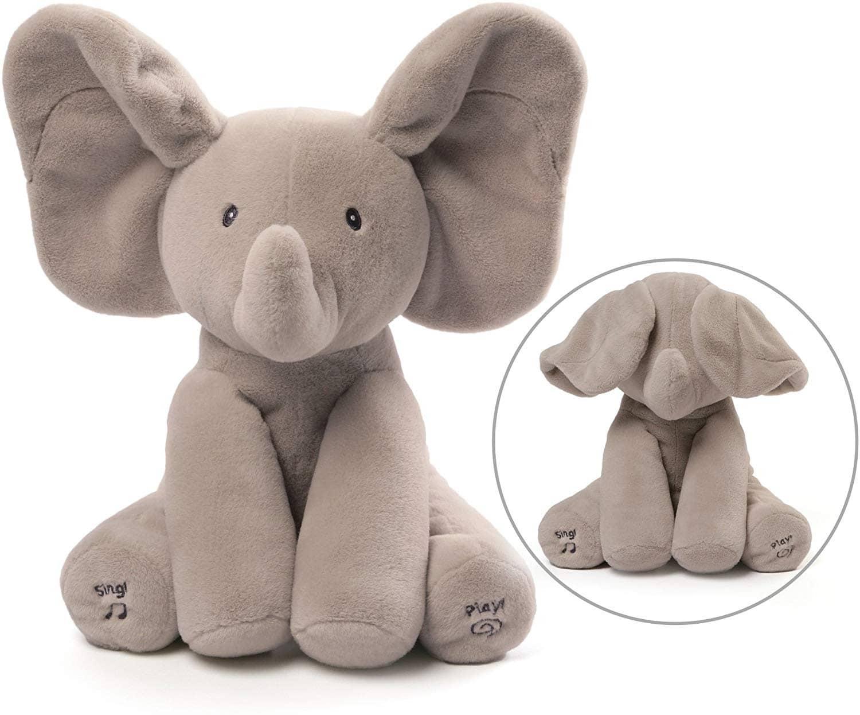 Peluche Flappy Elefantino