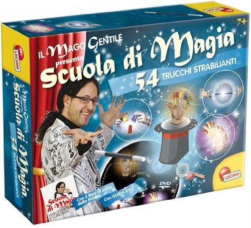 Scuola di Magia 54 Trucchi