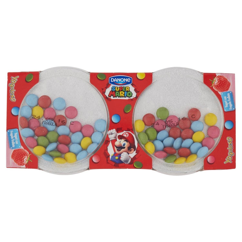 Yogoloso Super Mario alla Fragola