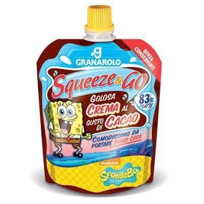 Squeeze & Go Crema al Cacao