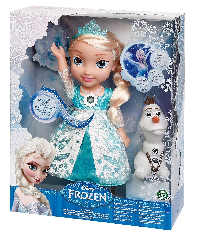 Elsa Luci delle Nevi