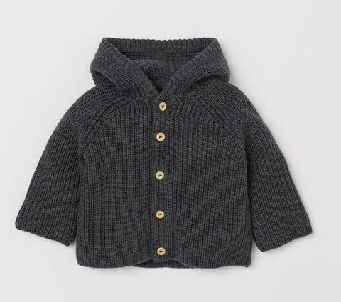 Cardigan in lana merinosH&M-001