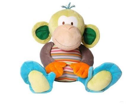 Peluche scimmia