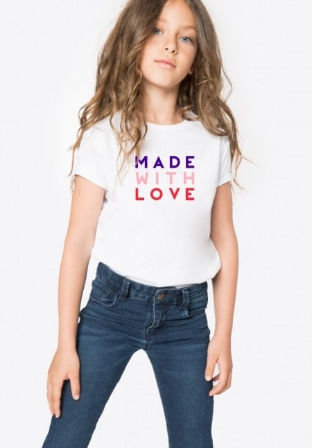 T-Shirt Made With Love