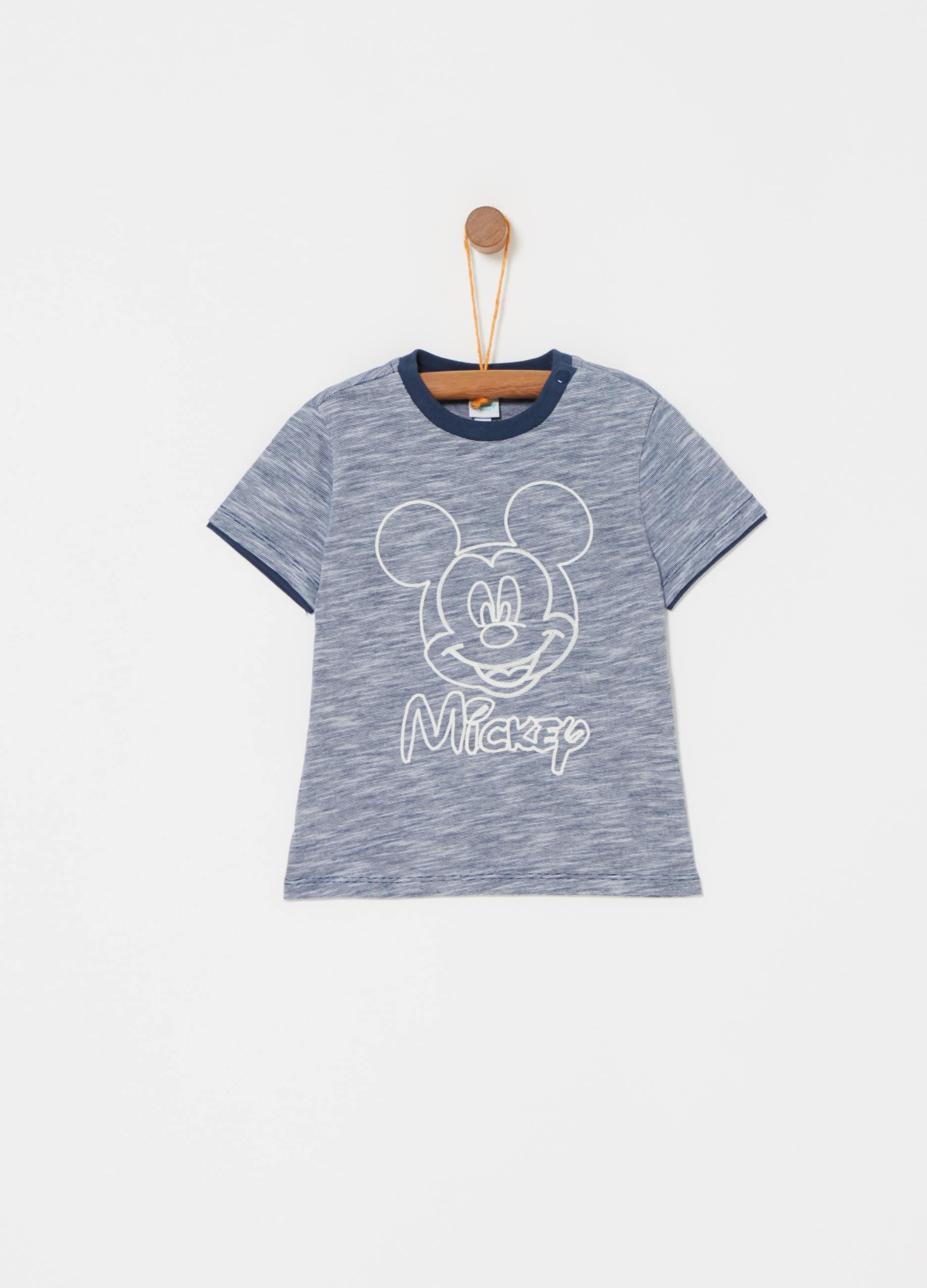 T-shirt Mélange Mickey Mouse