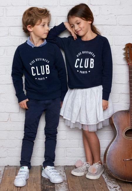 Felpa Kids Business Club