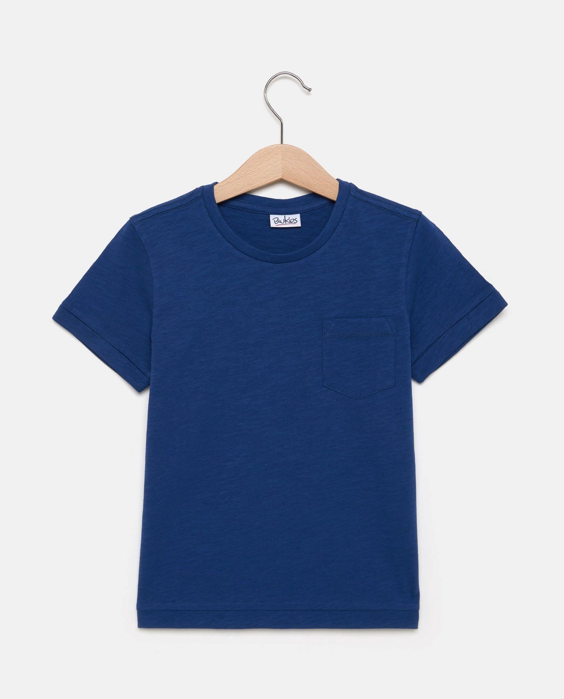T-shirt Bambino con Taschino