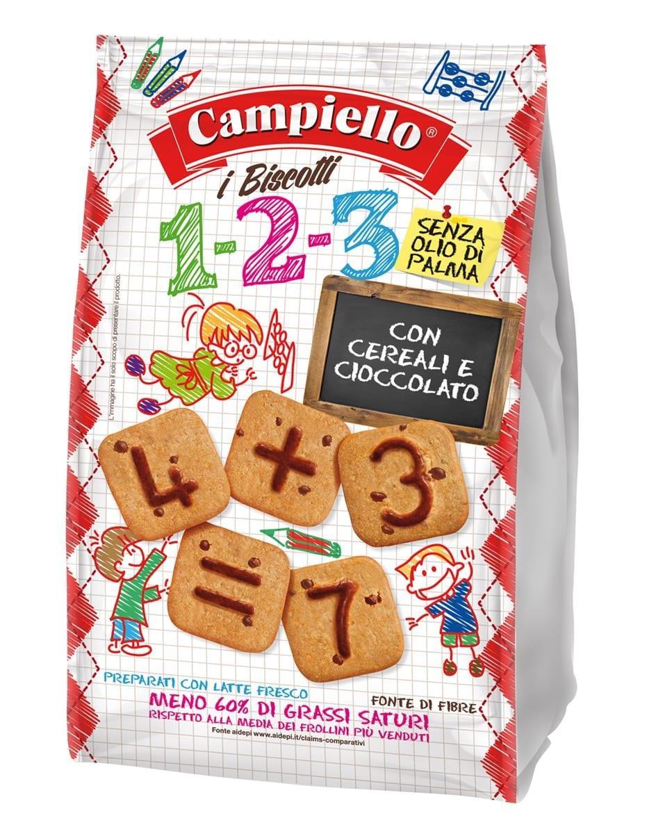 Biscotti 1-2-3